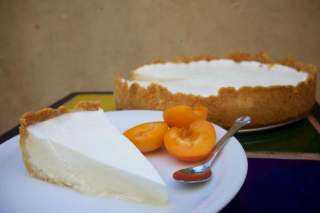 עוגת גבינה שפויה